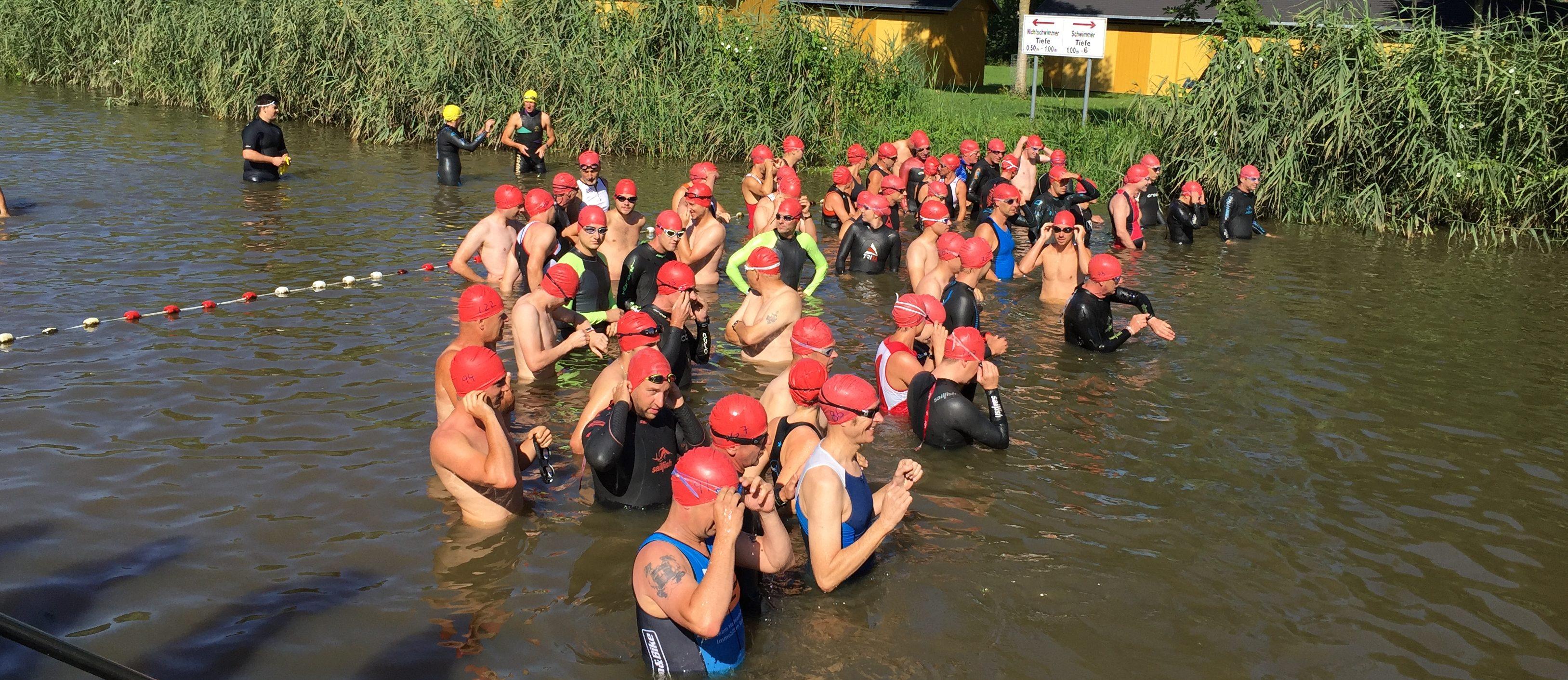 Letzter Vorbericht zum 31igsten Oettinger Triathlon