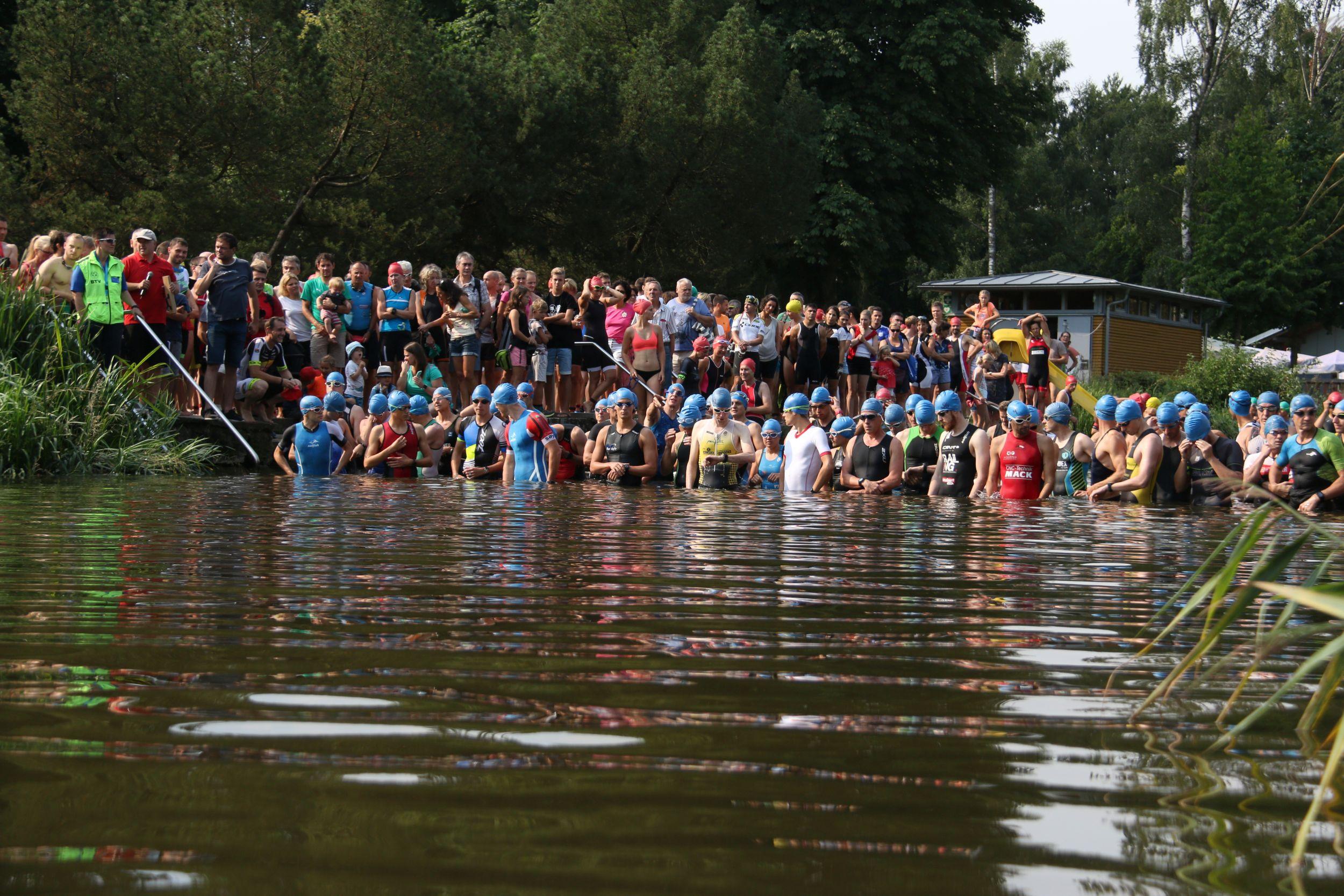 Vorbericht zum 31. Oettinger Triathlon