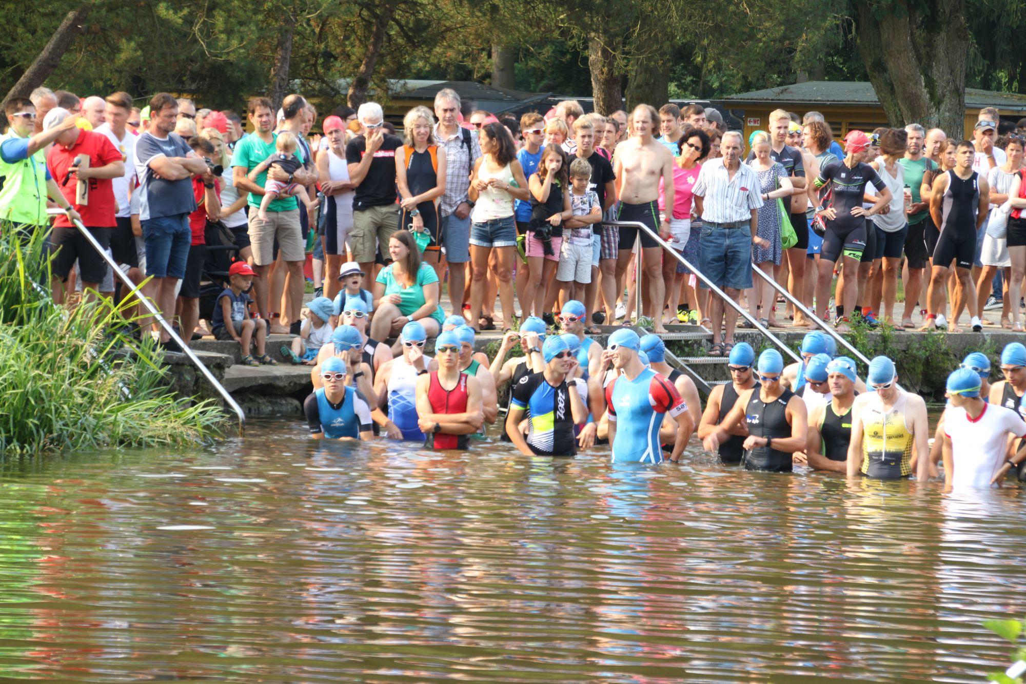 Bericht 30igster Oettinger Triathlon