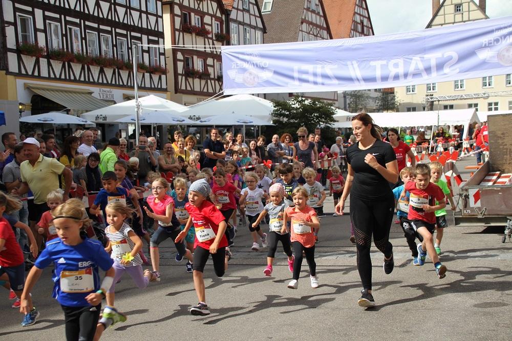 Oettinger Stadtlauf 2019