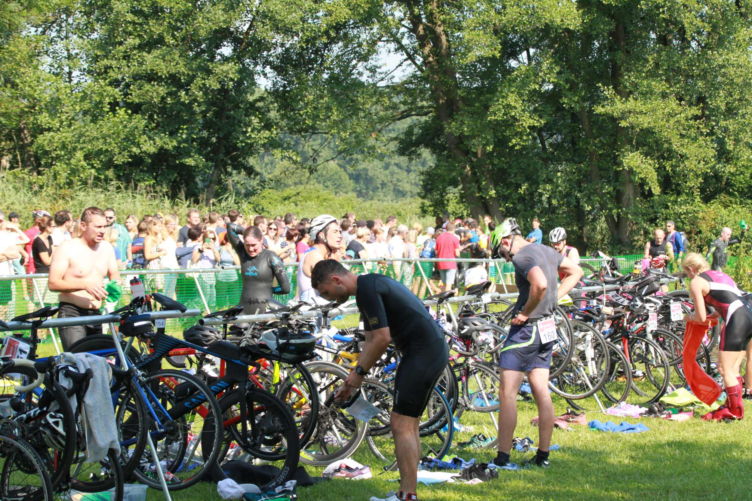 Ergebnisse und erste Bilder vom 31. Oettinger Triathlon sind Online!!!